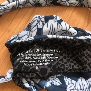 acacia swimwear Swim - ❌SOLD❌ Acacia swimwear top